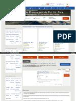 Cipla Pharmaceuticals Pvt. Ltd vs Taj