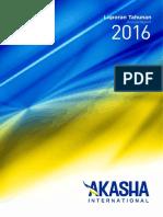 ADES Annual Report 2016