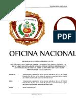 MEMORIA DE CALCULO DE CALCULO DE INSTALACIONES SANITARIAS DE UN COLEGIO
