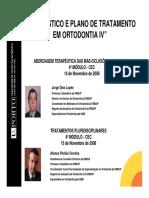 Ortodontia IV (1)