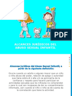 Alcances Juridicos Del Abuso Sexual