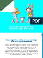 Alcances Juridicos Del Abuso Sexual