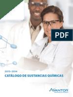 Catálogo Avantor 2013 2014 Español