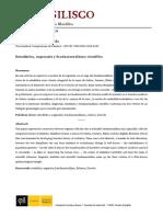 Estadística, Eugenesia y Fundamentalismo Científico