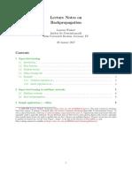 Backpropagation-LectureNotesPublic