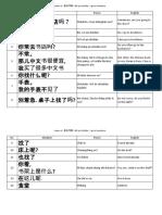 Mandarin Book 1 - Lesson 6