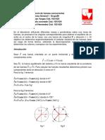 Laboratorio de Fuerzas Concurrentes (2)