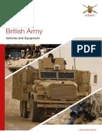 British Army Vehicles Equipment Lk