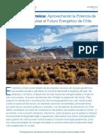 Chile Geothermal IB Sp