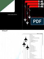 F-4C, F-4D and F-4E Armament Systems