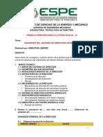 Diagnosis Dirección Vehicular