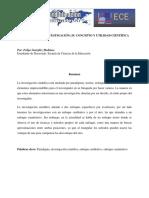 Paradigmas de Investigación; Su Concepto y Utilidad Científica