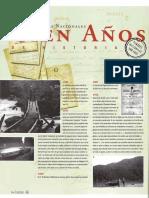 Cien Años FVSA
