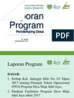 Slide Laporan Program PD 2017