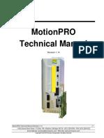 Motion PRO Technical Manual Rev 1_14