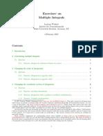 MultipleIntegrals-ExercisesPublic