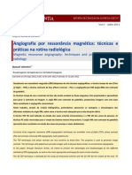 Técnicas de Ressonância Magnética
