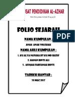 Folio Ku Alya Nasuha