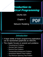 Ch 4 Network Models