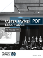 Faster Payments Task Force Final Report Part Two