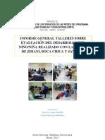 FORM Informe General Talleres de Evaluación del Desarrollo 3 REDES.pdf