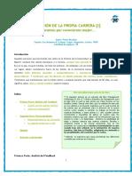 PETER DRUKER - Direccion de La Propia Carrera