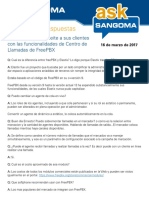 FreePBX Call Center Spanish Webinar Questions