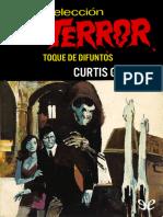 Toque de Difuntos - Curtis Garland