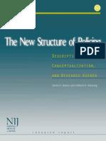 Nij-The New Structure of Policing-Description, Conceptualization and Research Agenda