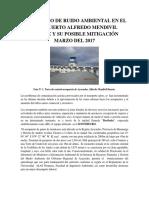 Ruido Aeropuerto PDF