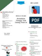 Leaflet Diare JADI