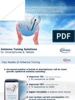 Tuning Elements for Pifa Antennas by Infineon