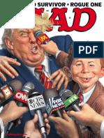 MAD Magazine Issue 545 June 2017 Vk Com Stopthepress