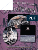 Reaching for the Moon - The Apollo Astronauts (Explorers of New Worlds) Hal Marcovitz (Chelsea House Publications 2000)