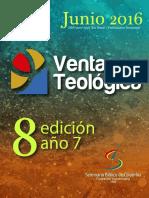 Ventana Teológica Edición 8 - Junio 2016.pdf