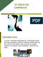 Doc5 Tipos de Empresas
