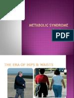 K5 - Metabolic Syndrome