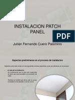Pasos para la instalacion de patch panel.pptx