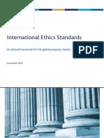 International Ethics Standards IES 071216 Jf