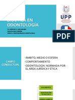 6. Bioética en Odontología