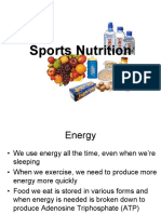 Sportsnutrition Basic