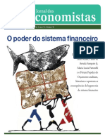 O Poder Do Sistema Financeiro.revista Economistas.2016