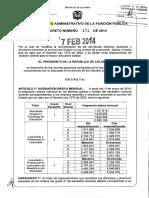 Salarios Docentes Publicos Enganche 2014