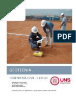 Ingeniería Geotécnica