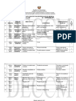 Dosificacao III-Trimestre 2017 (6ª) ED. MUS.