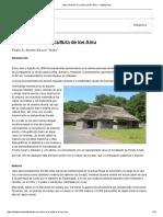 Aproximación a La Cultura de Los Ainu — Dantzan