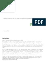 Vata Pitta Overview