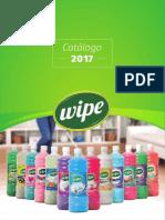 Catalogo WIPE 2017