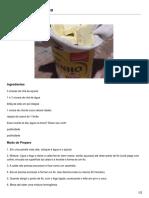 Maisreceita.com-Cocada de Leite Ninho