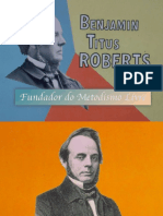 Benjamin Titus Roberts